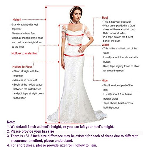 Meilishuo Women's Cap Sleeve Quinceanera Dresses Long Beading Appliques Prom Party Ball Gown Long 2017 by MEILISAY (Image #5)