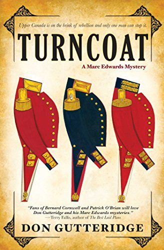 Turncoat (A Marc Edwards Mystery Book 1)