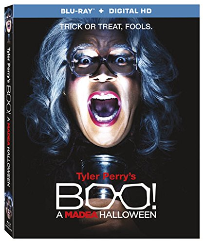 Tyler Perry's Boo! A Madea Halloween [Blu-ray + Digital HD]