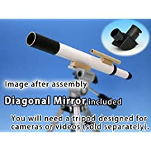 Kolkit Spica Telescope Kit with Diagonal Mirror (English+Spanish :Instruction Manual