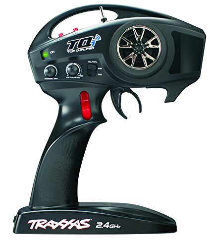 Traxxas 6507R TQi 2.4 GHz High Output 4-Channel Radio System with Traxxas Link Wireless Module, TSM (Wireless Link Module)