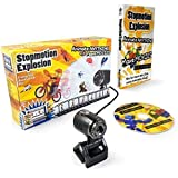 Stopmotion Explosion: Complete Stop Motion Animation Kit with HD Camera and Book (Windows & OS X)