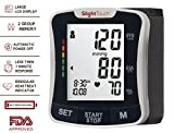Slight Touch Fully Automatic Wrist Digital Blood Pressure Cuff (Small Image)