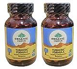 (2 PACK) – Organic India – Turmeric Formula | 60's | 2 PACK BUNDLE … Review