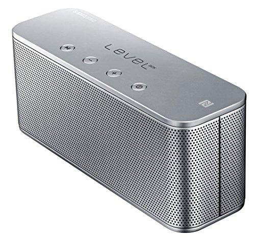 Samsung Level Box Mini Bluetooth Wireless Speaker (Silver