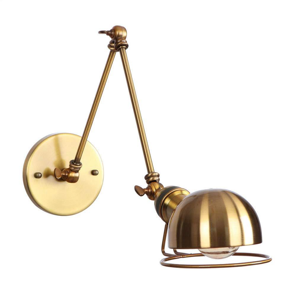 L/ámpara de Pared Estilo Loft Swing Long Arm Retro Luces De Pared Accesorios Iluminaci/ón Del Hogar Wandlamp Edison Vintage L/ámpara De Pared Aplique Led Luz De Escalera