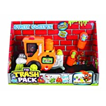 Trash Pack - 6530 - Figurine - Camion Balai-Brosse + Personnage