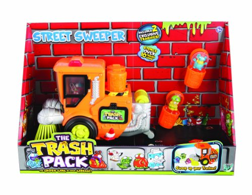 trash pack sewer truck - 6