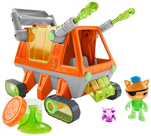 Fisher-Price Octonauts Gup-T Rescue - Macys Is Open