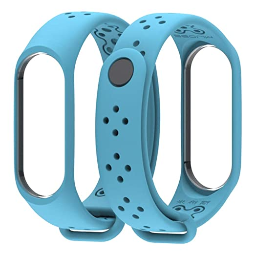 Amazon.com: Fullfun Mi Band 3 Strap Bracelet Wrist Strap Watch Mi ...