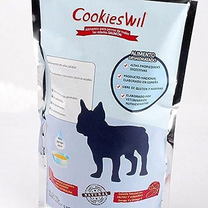 Alimento para perros Salmon: Amazon.es: Productos para mascotas