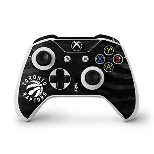 NBA Toronto Raptors Xbox One S Controller Skin - Toronto Raptors Animal Print Vinyl Decal Skin For Your Xbox One S Controller by Skinit