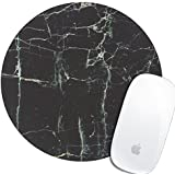 Royal Up black marble Gaming Mouse Mat Keyboard Pad, Waterproof Material Extended XXL size Non-slip Marble Mousepad
