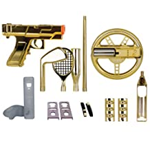 Wii 15-in-1 Players Kit - Gold - Standard Edition