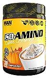 MAN Sports Iso-Amino Coffee Creamer Bliss BCAA Amino Acid Powder, Pumpkin Spice, 210 Gram
