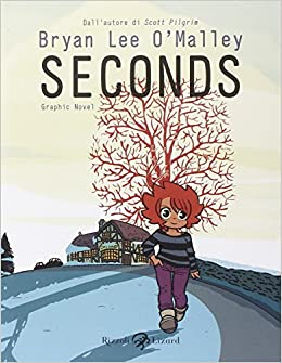 Risultati immagini per seconds fumetto