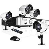 Zmodo PKD-DK0863-500GB Outdoor Security Camera