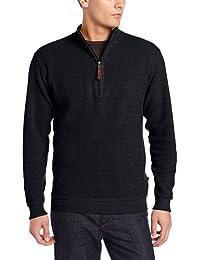 Woolrich Men's Bromley Half-Zip Sweater