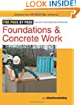 Foundations & Concrete Work: Revised...