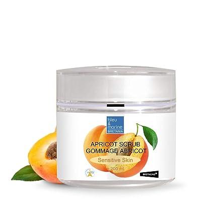 Exfoliante Peeling Facial Natural Suave con Hueso de ...