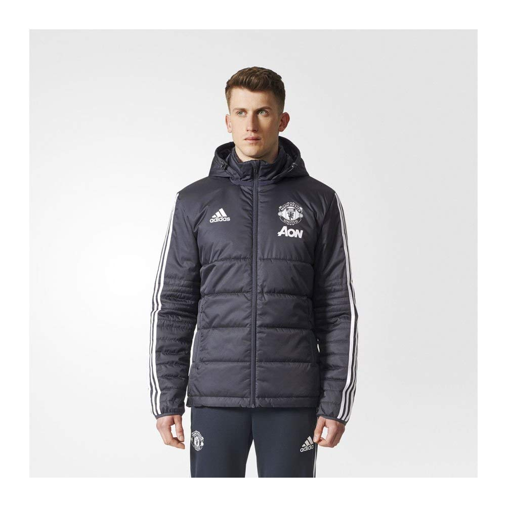 Adidas Herren Manchester United Winterjacke Jacke
