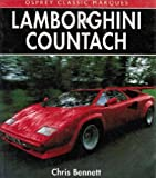 Lamborghini Countach, Bennett, Chris, 1855323036