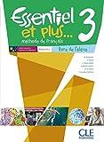 Essentiel et plus... - Niveau 3 - Livre + CD