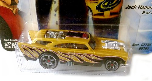 Hot Metal Car - 8