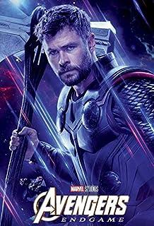 Postere Official Thor Avengers: Infinity War Poster Fan-art