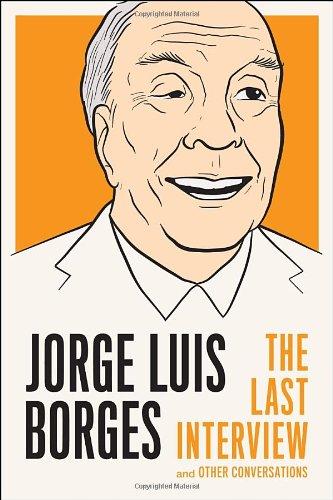 """""""Jorge Luis Borges - The Last Interview"""" av Jorge Luis Borges"""