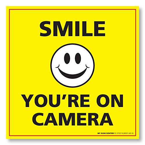 Pack Smile Youre Camera Sticker