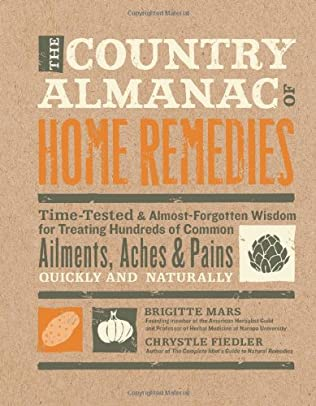 book cover of The Country Almanac of Home Remedies