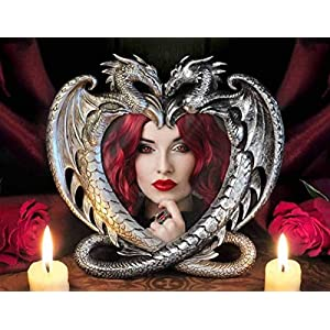 Alchemy-Gothic-England-Dragons-Heart-Photo-Frame
