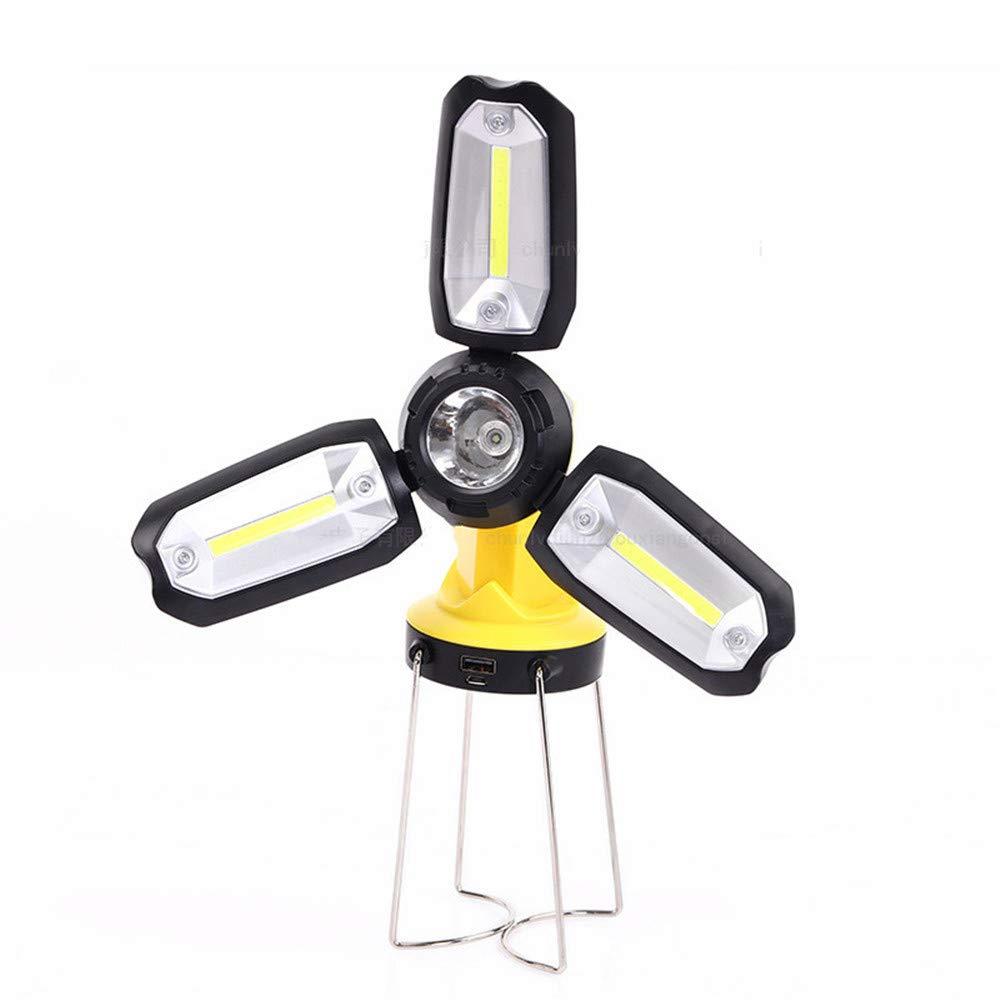 Youtree Multi-Function Outdoor Portable LED Camping Light, Lantern Light, LED Flashlight, LED Flood Llight,Emergency Light