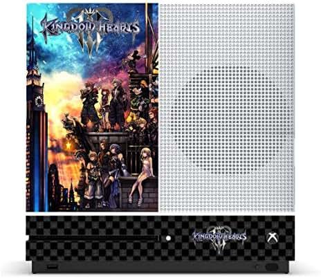 Kingdom Hearts 3 III KH3 Game Skin for Xbox One S Slim Console 100% Satisfaction Guarantee!