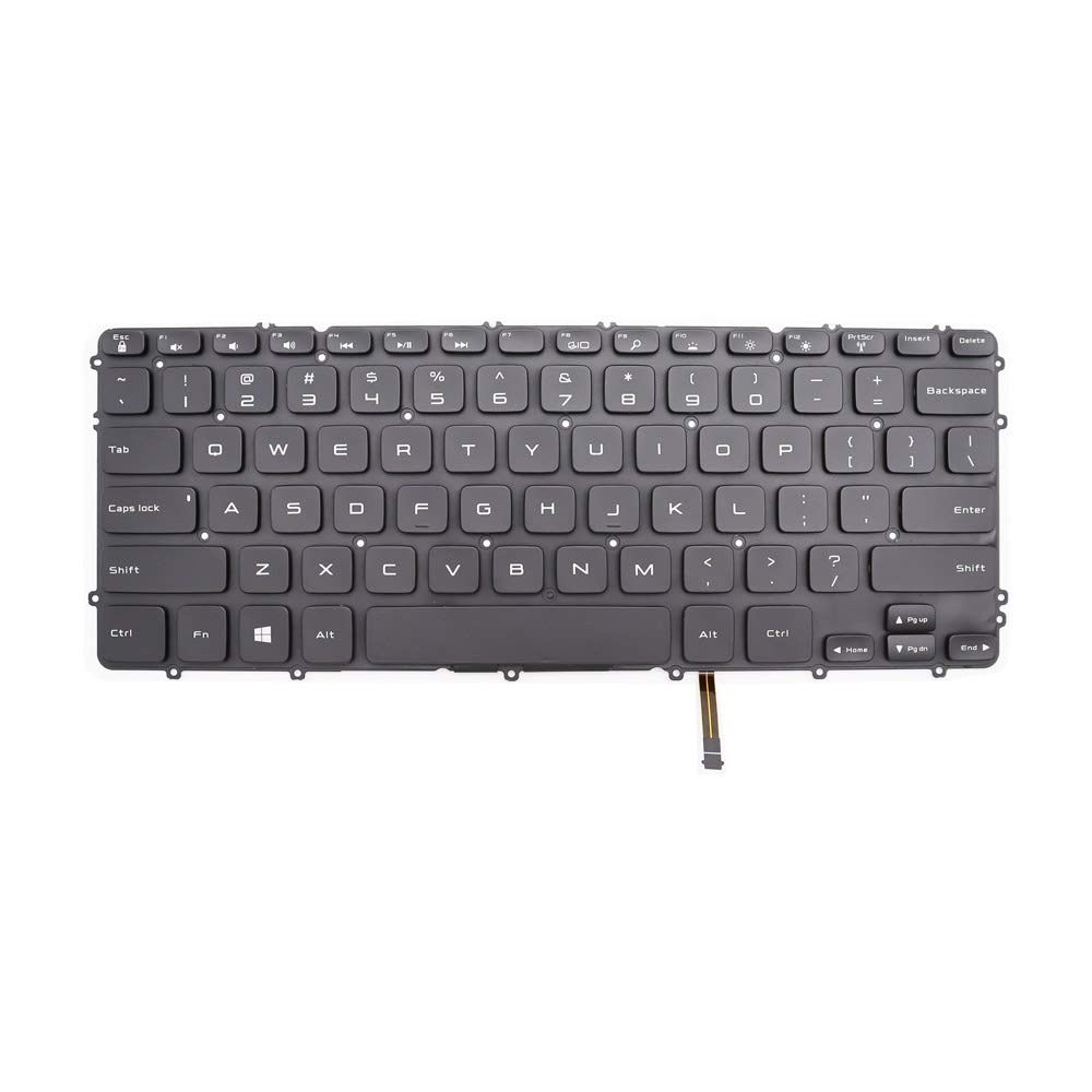 Teclado USA para Dell Precision M3800 XPS 15 9530 US  0HYYWM