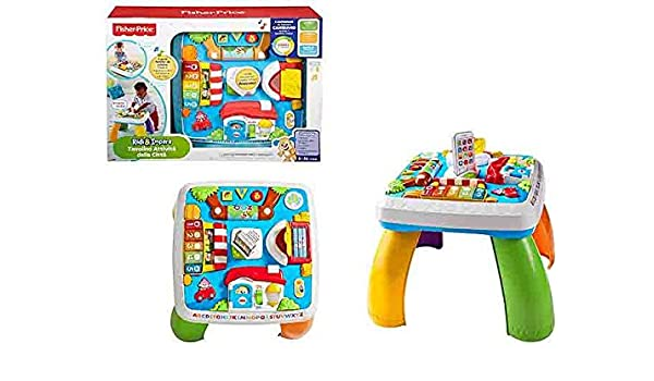 Fisher Price mesa attivita la citta Juegos Juguete Idea regalo ...