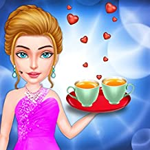 Restaurant Waitress a Kitchen Love Story - An addictive restaurant adventure game!