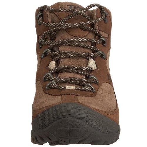 Zapatillas Mid de cuero Chocolatechip458 eVent Dalea W's para de senderismo 8834 Marrón mujer Teva 5RzXn8WOz