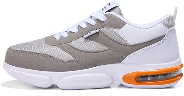 Otoño/Verano 2018 Zapatillas de Running para Hombre Zapatillas Ligeras de Moda Casual Zapatillas de Deporte Transpirables atléticas: Amazon.es: Zapatos y complementos