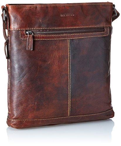 Jack Georges Voyager Crossbody Bag Brown 7312 BRN   eBay 5bce2e827d