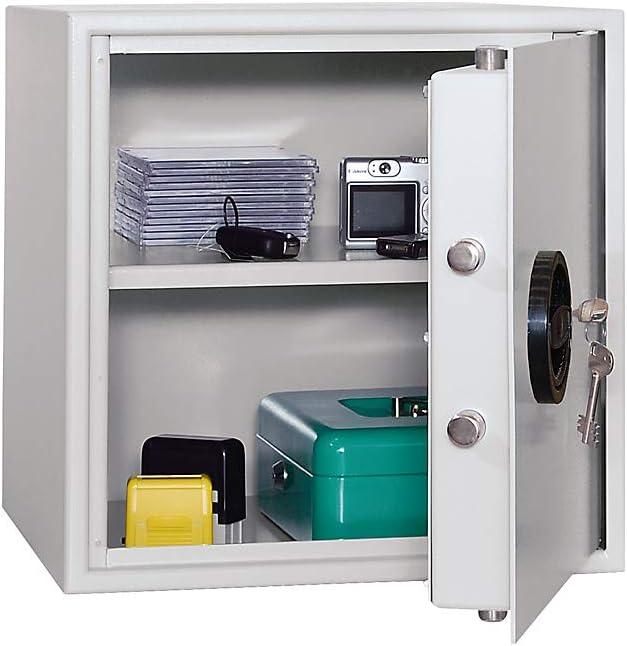 Muebles de uso de la bóveda - Cuerpo de alto, 3 mm de grosor, puerta de doble pared de tamaño 480 x 380 x 375 mm - los documentos de los documentos
