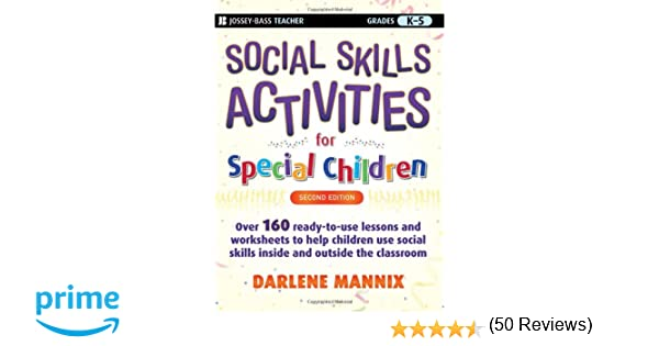 Counting Number worksheets math and money worksheets : Social Skills Activities for Special Children: Darlene Mannix ...