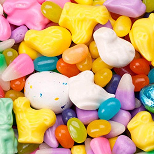 Jelly Belly Deluxe Easter Candy Mix 1LB Bag