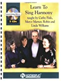 Learn to Sing Harmony, Marcy Marxer and Cathy Fink, 0634044826