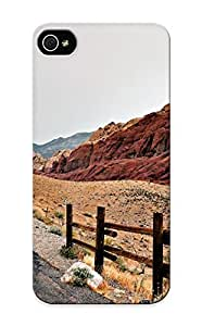 Awesome Case Cover/iphone 5/5s Defender Case Cover(landscapes Roads ) Gift For Christmas hjbrhga1544