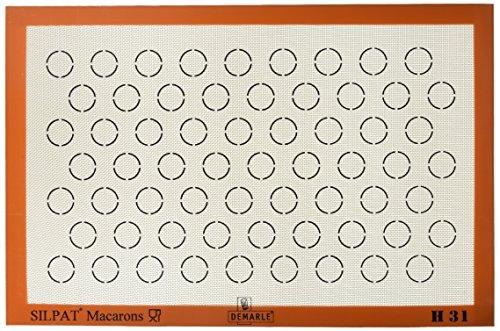 Matfer Bourgeat Silpat Non-Stick Mat by Matfer Bourgeat