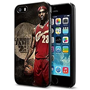 NBA Lebron James 23, Cleveland Cavaliers, Cool iPhone 5 5s Case Cover