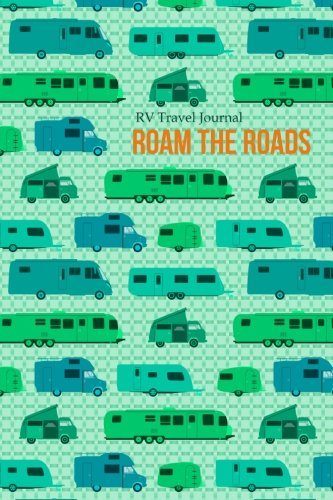 RV Travel Journal: Roam The Roads made our list of gift ideas rv owners will be crazy about that make perfect rv gift ideas which are unique gifts for camper owners