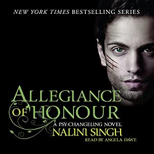 Allegiance of Honour Audiobook